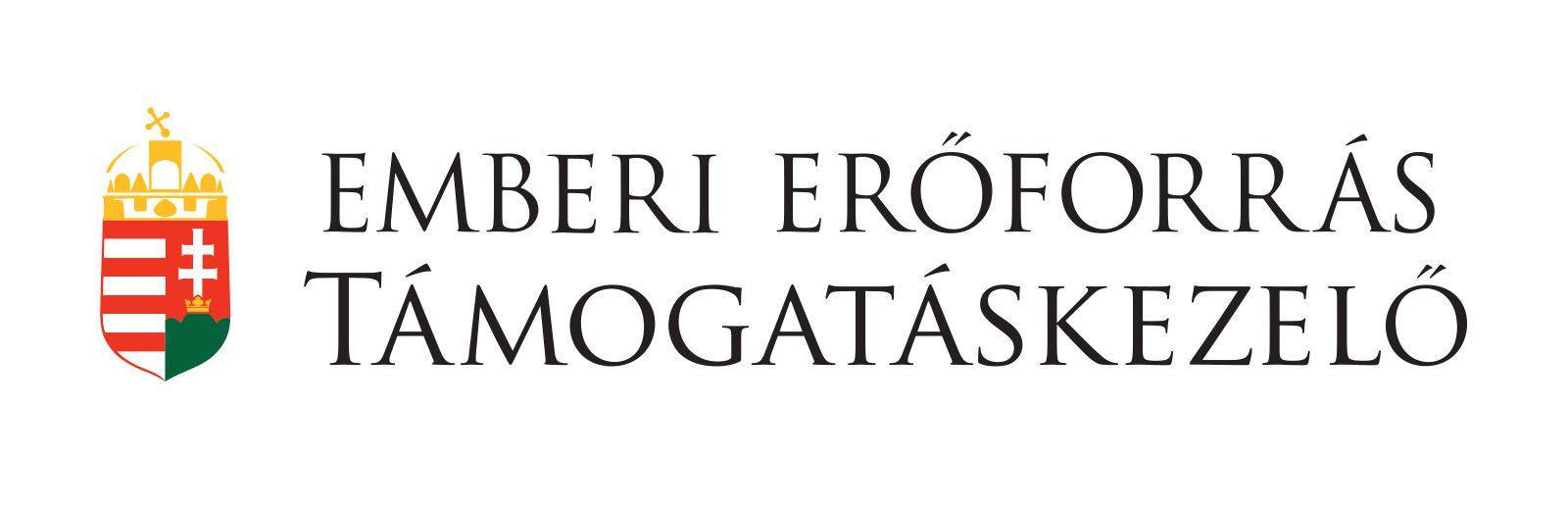 Emberi erőforrás támogatáskezelő logo