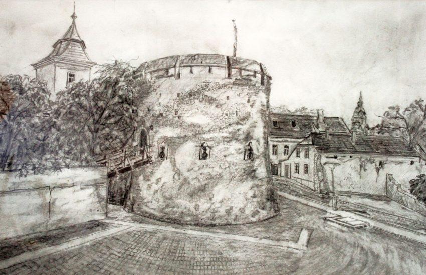 Pécs, Barbakán 2